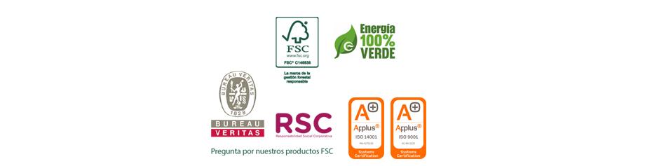 Productos de PLV cumpliendo con los estándares de calidad