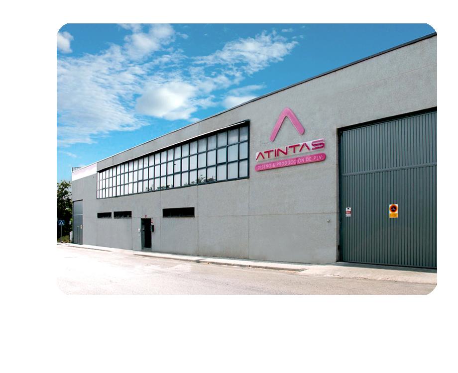 Empresa de diseño y fabricación de PLV